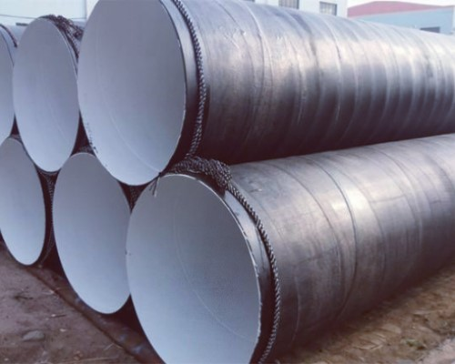 外环氧煤沥青防腐钢管,二布六油防腐工艺
