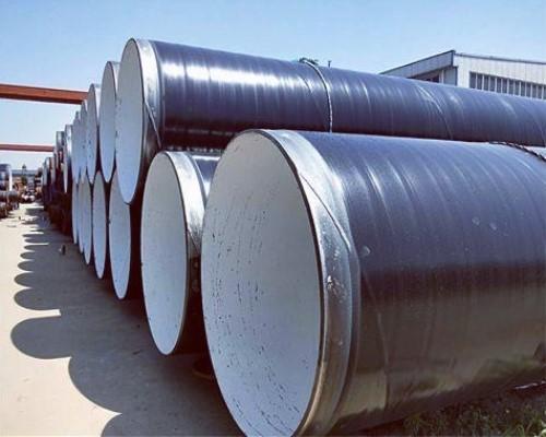tpep防腐钢管加强级,219-3000mm,